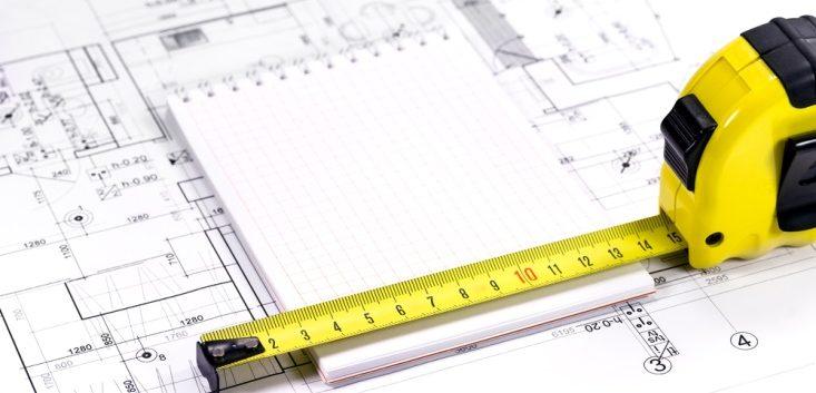 Come effettuare un buon rilievo misure per arredare casa