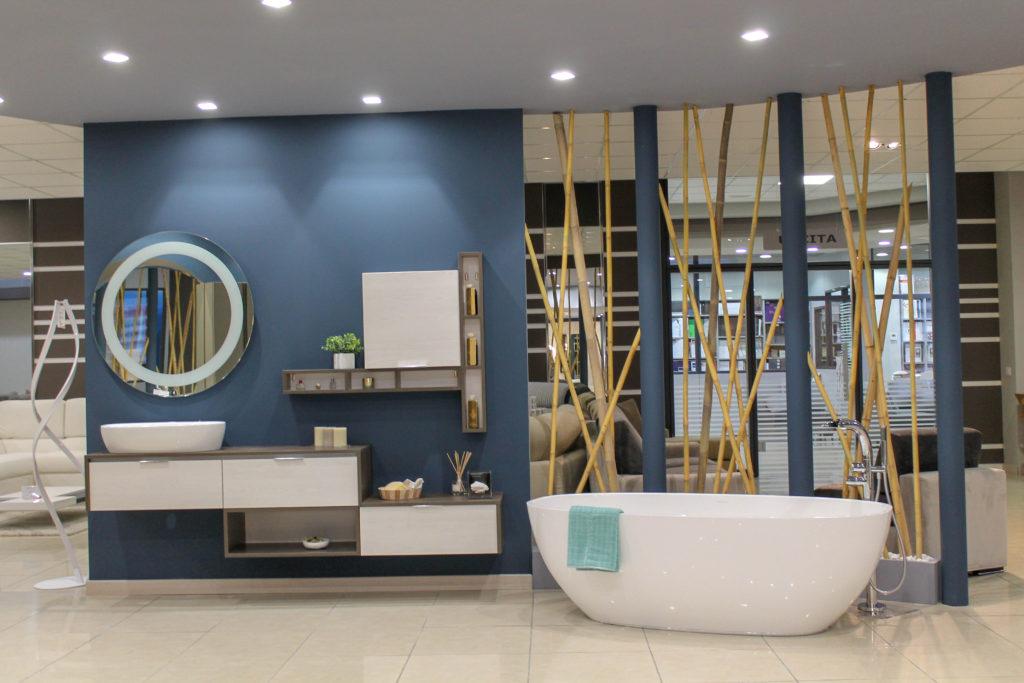 Mobili Sparaco: rinnovo arredo bagno e introduzione vasche da bagno Victoria + Albert Baths