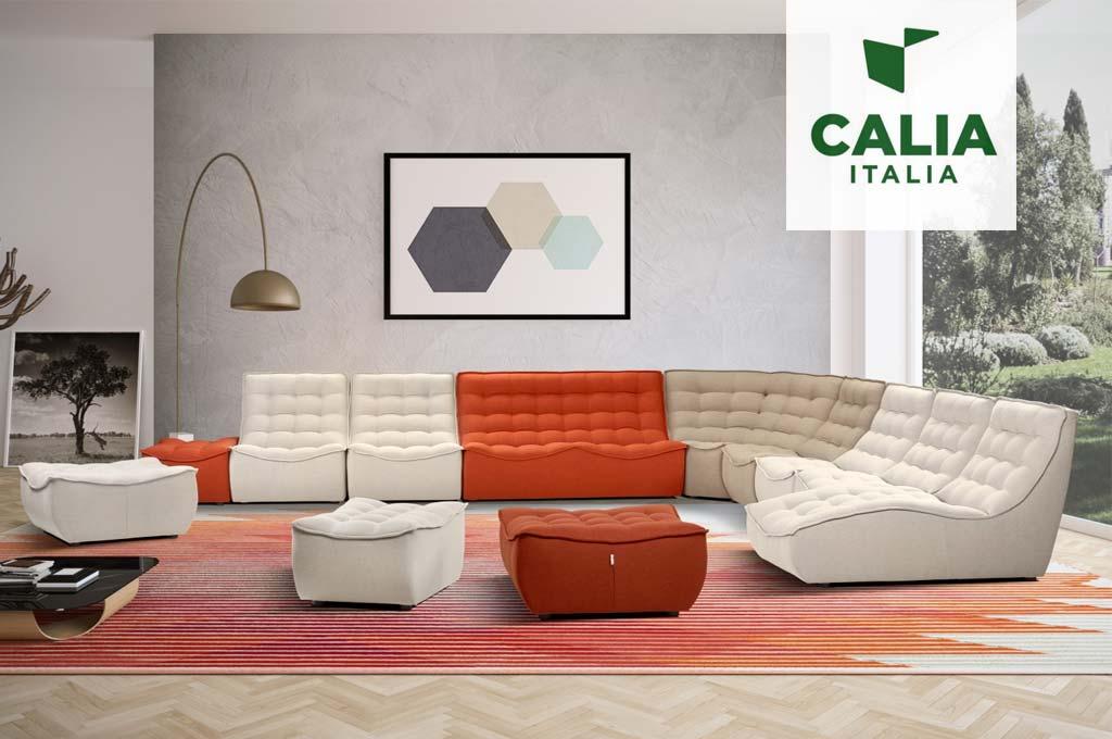 Mobili Sparaco rivenditore di divani calia in campania