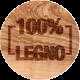 Mobili 100% legno massello