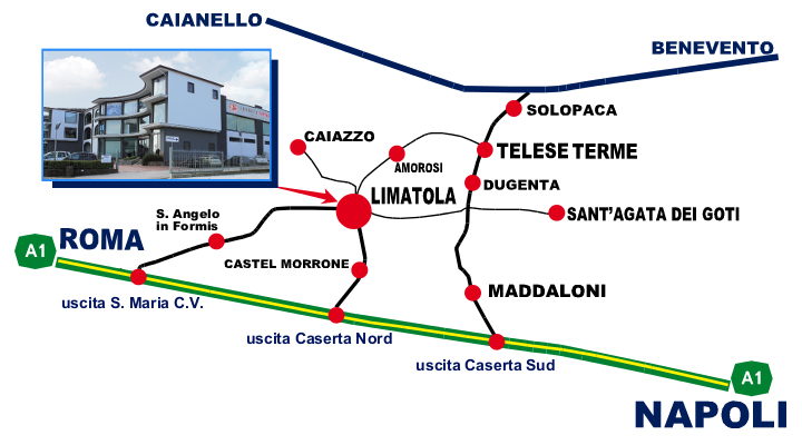 via campitello 2, Limatola (Benevento)