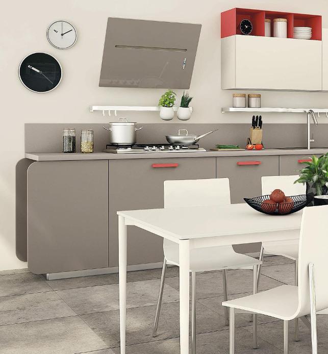 Cucine Lube | Rivenditore a Caserta | Mobili Sparaco