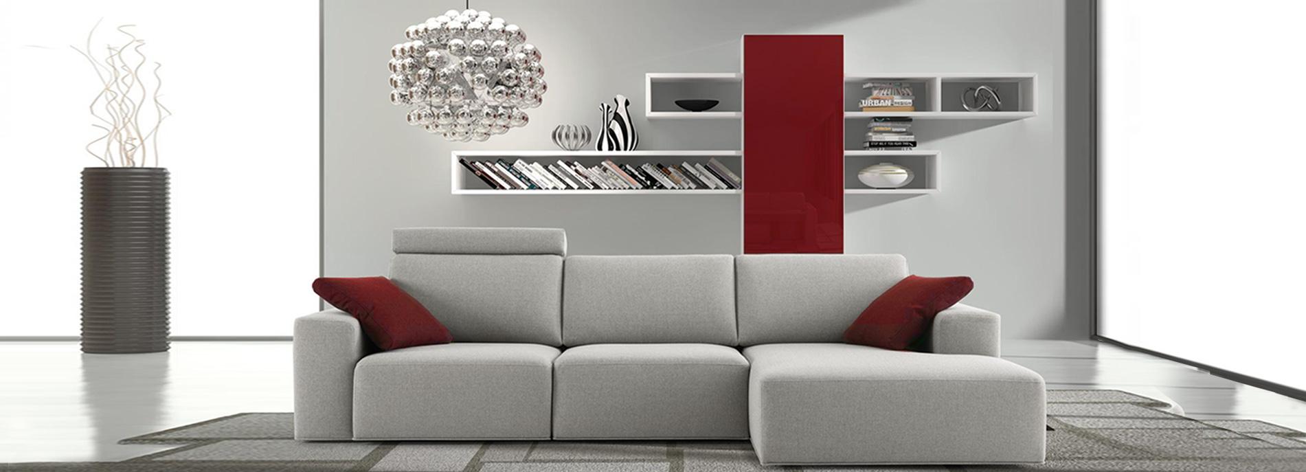 divani moderni marche