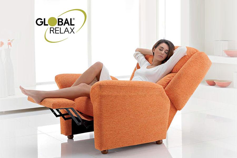 Mobili Sparaco rivenditore Global Relax in Campania