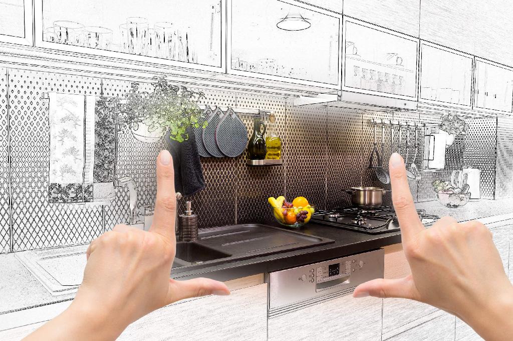 Come progettare la tua cucina for Realizza la tua cucina