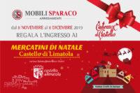 Cadeaux al Castello di Limatola