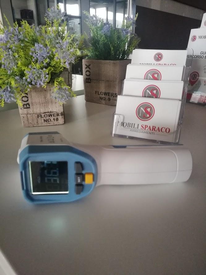 misuratore temperatura per la sicurezza