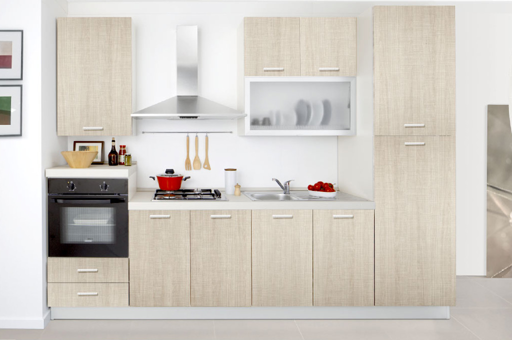 New smart 300 cucine moderne mobili sparaco - Net cucine new smart ...