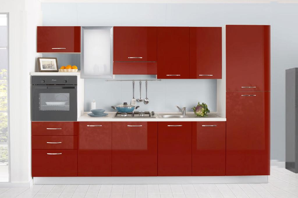 Kira 315 cucine moderne mobili sparaco - Ikea cucine offerta ...