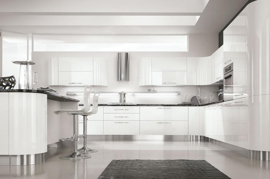 Gaia cucine moderne mobili sparaco - Immagini cucine moderne ...