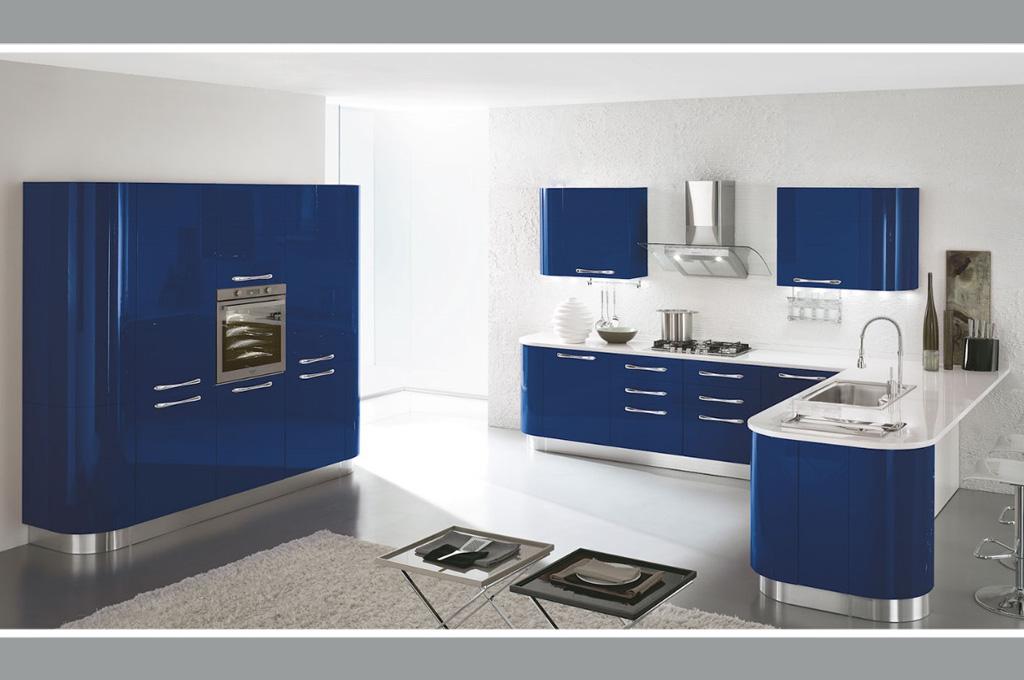 Gaia cucine moderne mobili sparaco - Cucine colorate moderne ...
