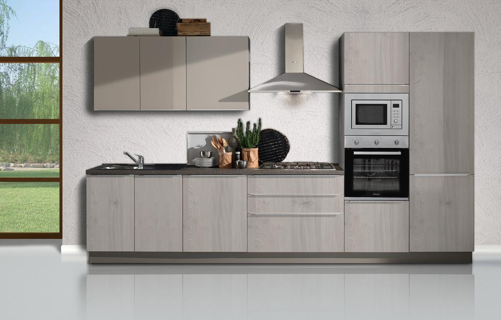Ambientazione Cucine Moderne.Mia 360 Five