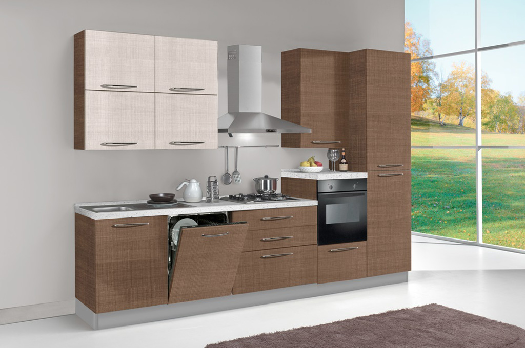 New smart 330 cucine moderne mobili sparaco - Net cucine new smart ...