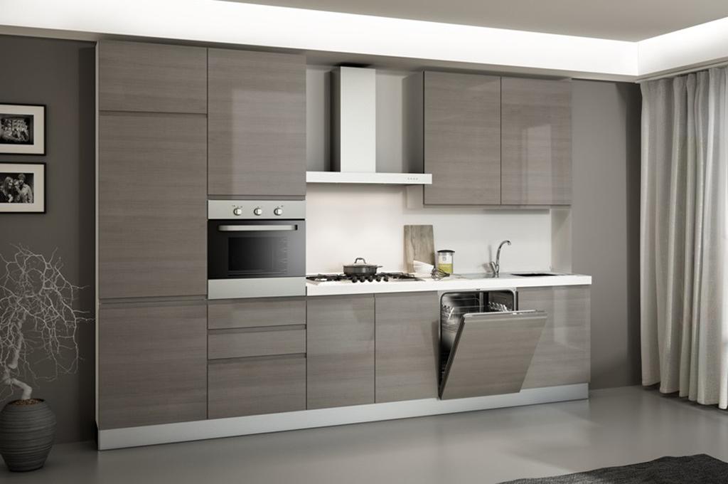 Vivian cucine moderne mobili sparaco - Cucine mobilturi ...