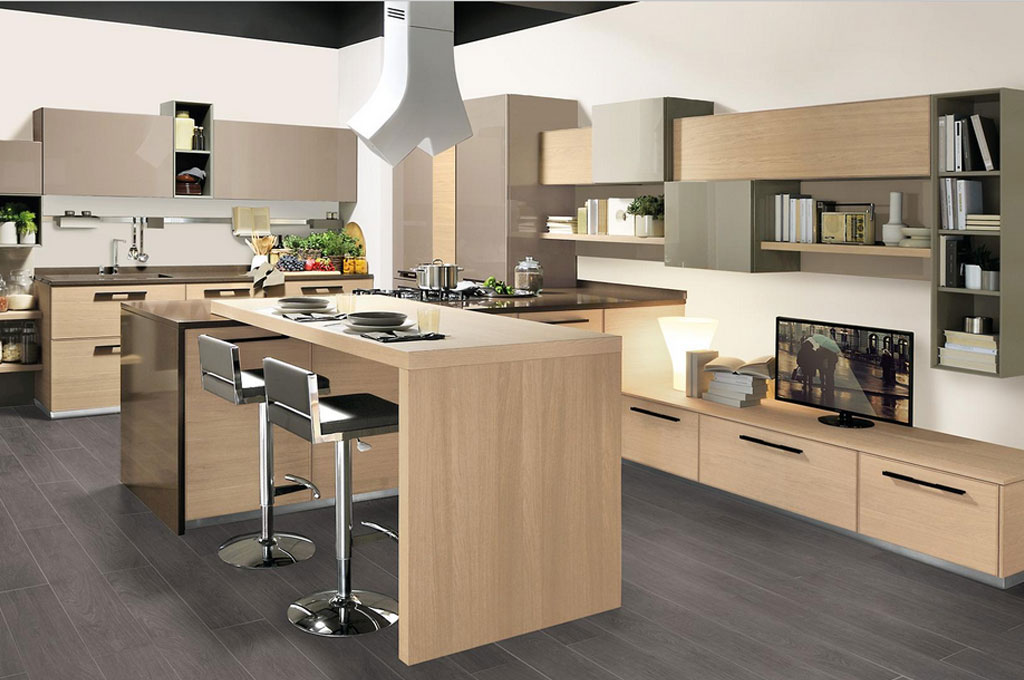 Adele cucine moderne mobili sparaco for Mobili cucine lube