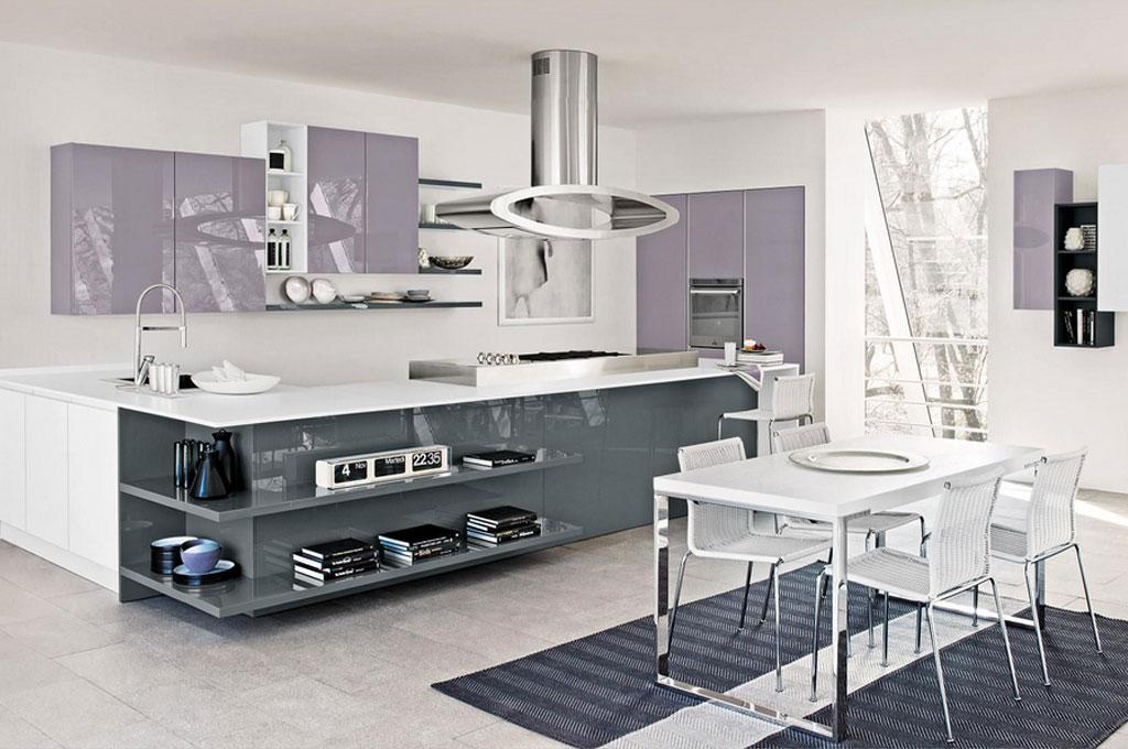 Brava cucine moderne mobili sparaco - Mobili caramel cucine ...