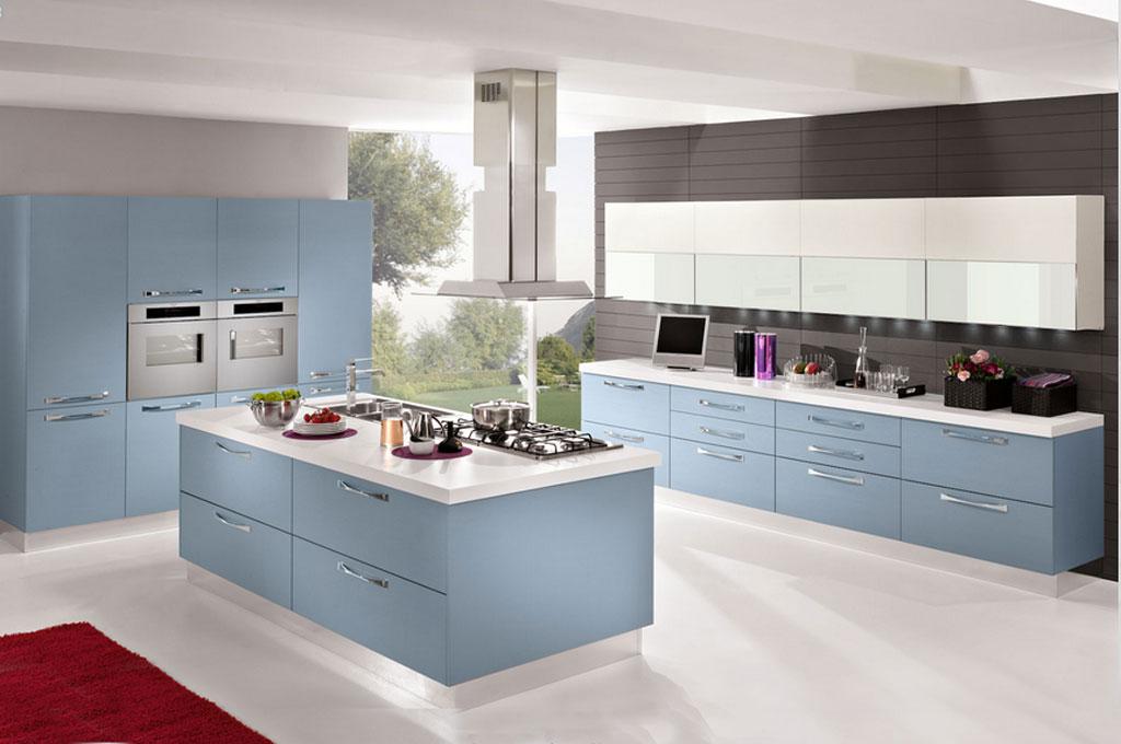 Brio cucine moderne mobili sparaco - Cucina senza elettrodomestici ...