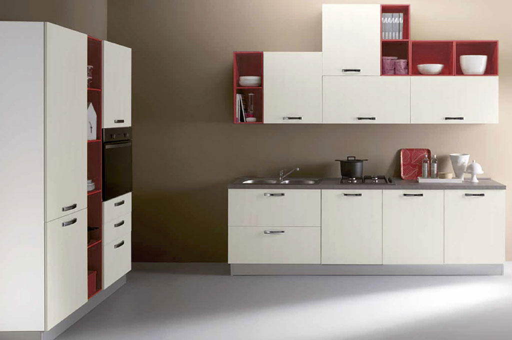 Cucine moderne New Smart