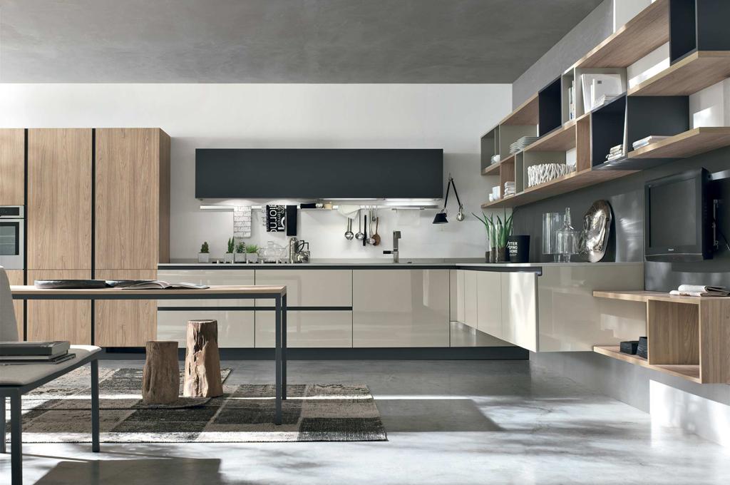 Alev cucine moderne mobili sparaco - Recensioni cucine ...