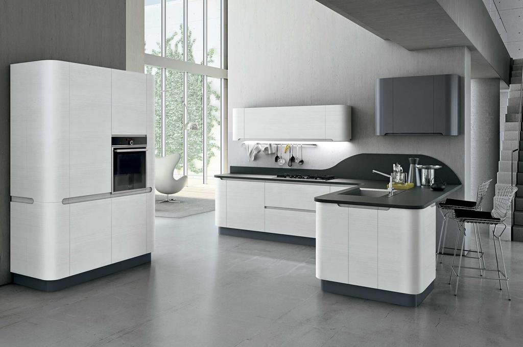 Bring cucine moderne mobili sparaco for Cucine classiche economiche