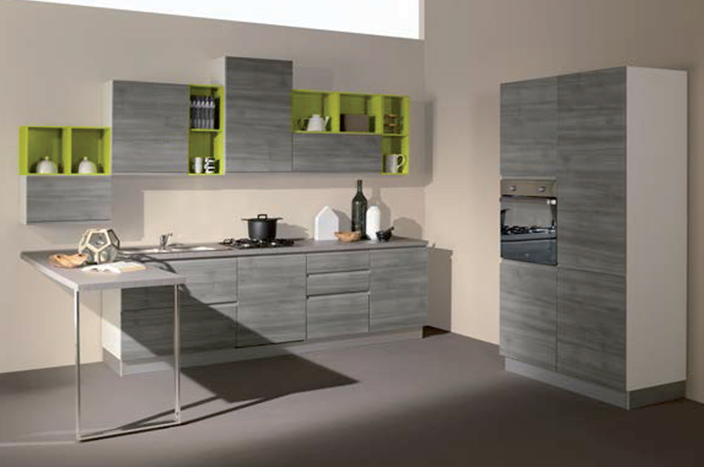 cucine moderne kelly con penisola