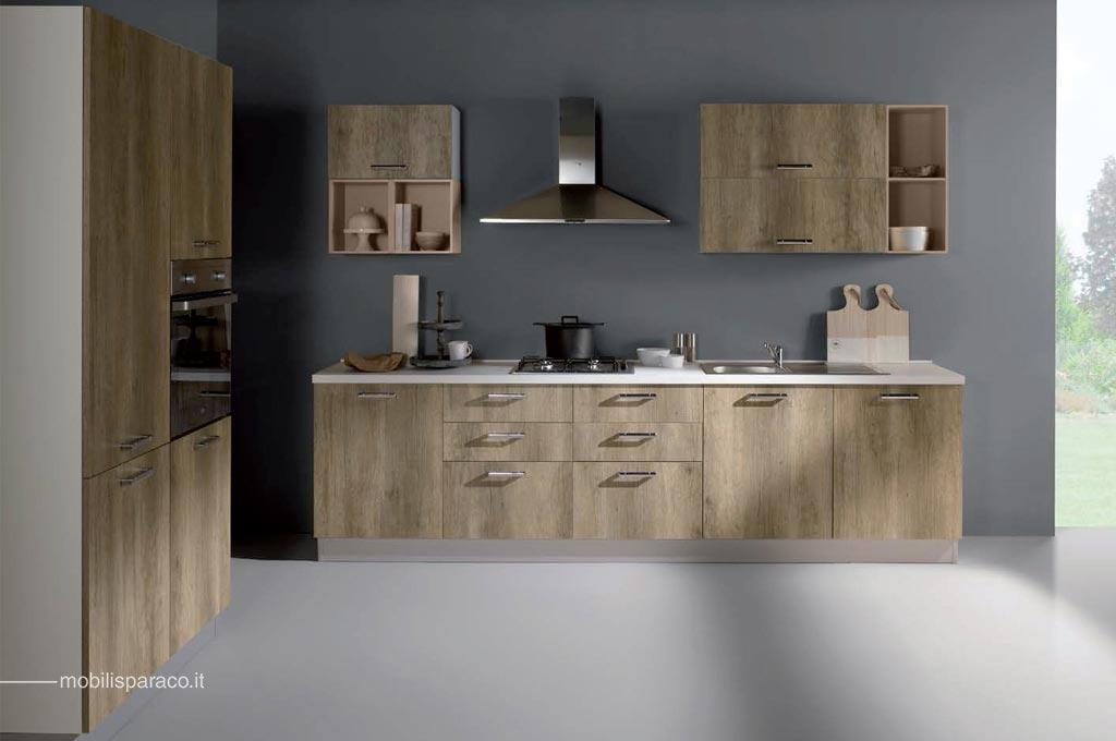 Kira 300 cucine moderne mobili sparaco - Mobili da cucina in offerta ...