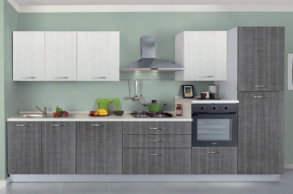 Cucine moderne New Smart 360