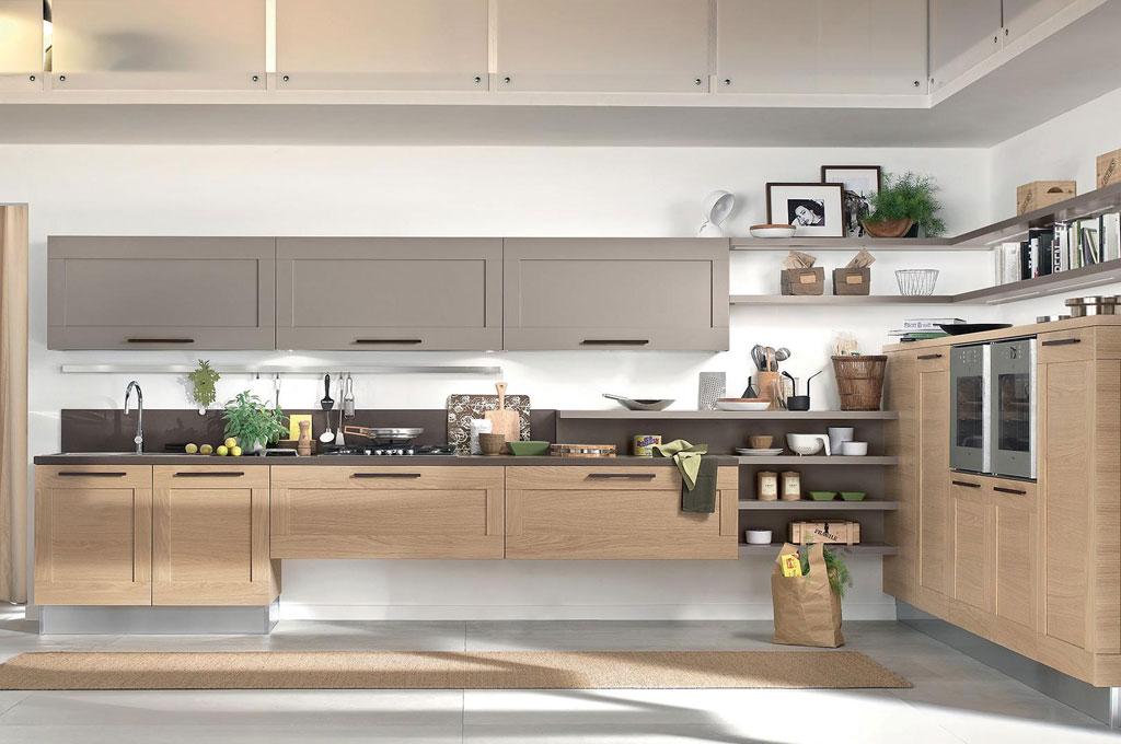 Gallery cucine moderne mobili sparaco for Mobilia cucine