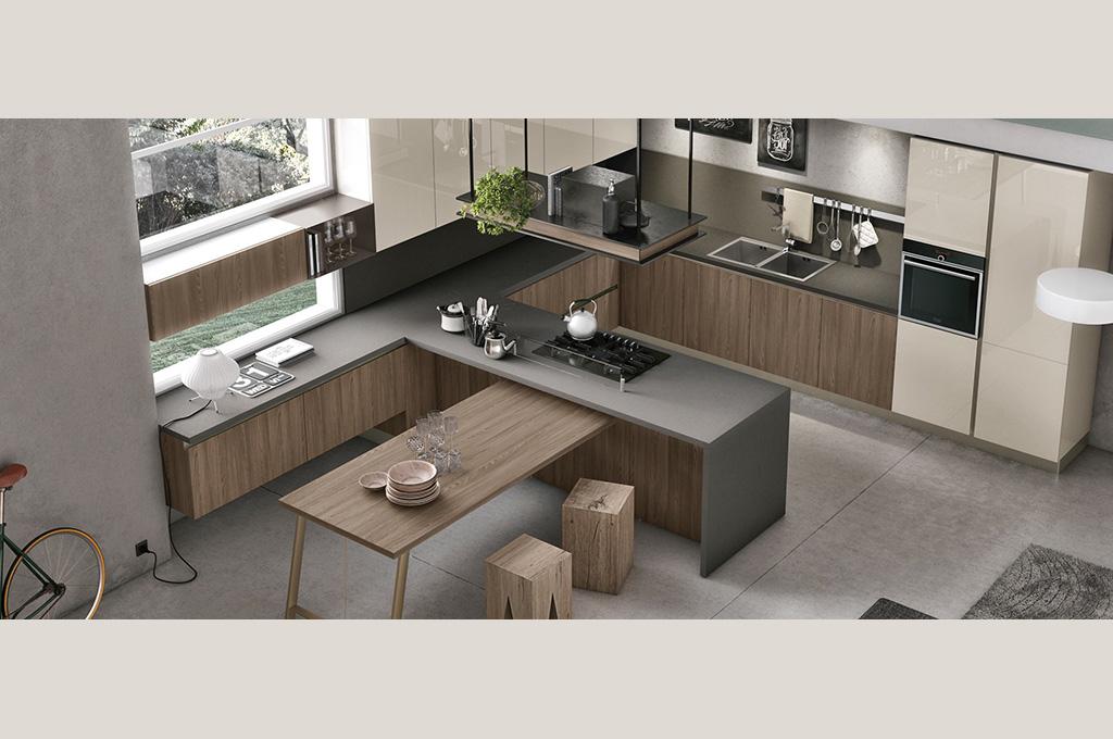Infinity cucine moderne mobili sparaco - Cucine stosa moderne ...