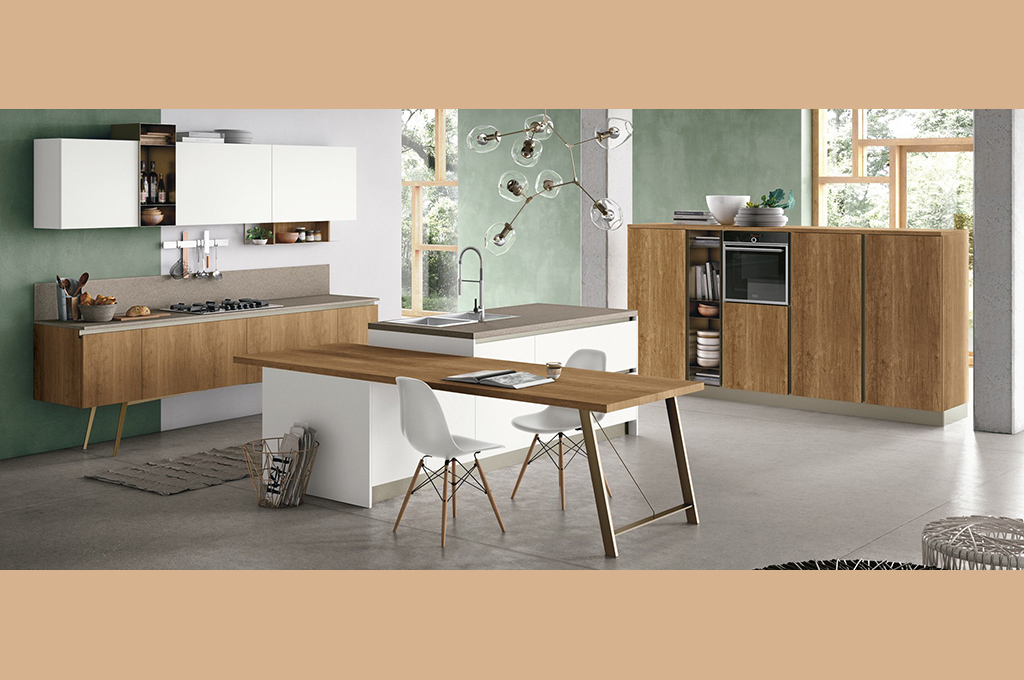 Cucine Moderne Home : Infinity cucine moderne mobili sparaco
