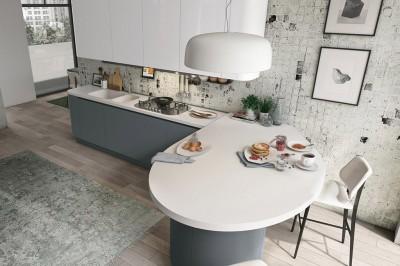 Cucine moderne mobili sparaco for Crescente arredamenti