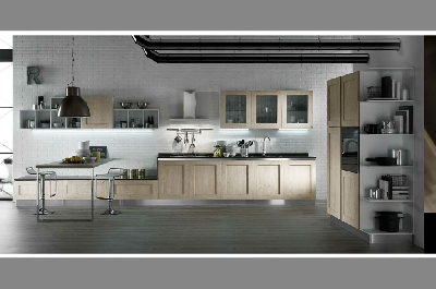 Cucine moderne mobili sparaco - Ambientazioni cucine moderne ...