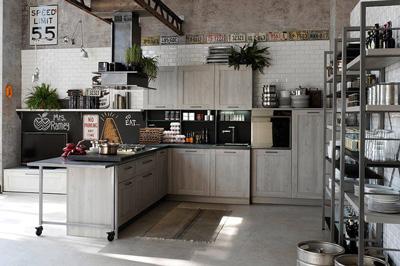 Cucine moderne mobili sparaco - Cucine urban style ...