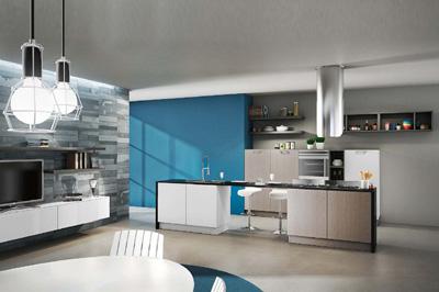Cucine moderne Plan