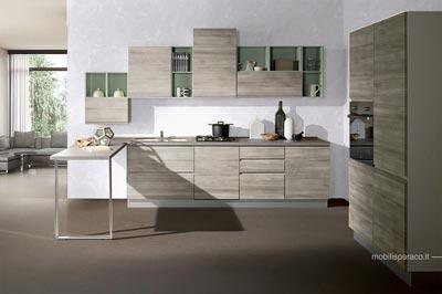 Cucine moderne mobili sparaco for Cucine moderne con penisola