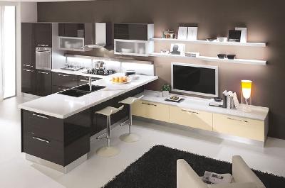 Cucine moderne mobili sparaco - Foto cucine scavolini moderne ...