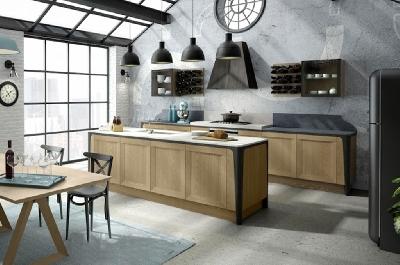 Milano cucine moderne mobili sparaco for Offerte cucine moderne