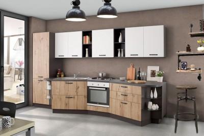 Cucine moderne mobili sparaco for Cucine di marca