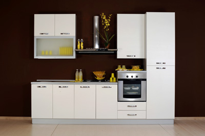 Cucine moderne New Smart 300