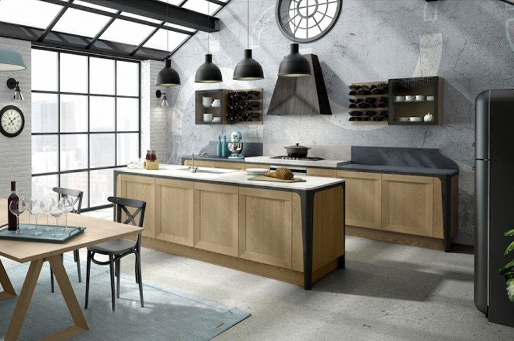Beautiful cucine classiche usate pictures home ideas for Cucine usate gratis milano