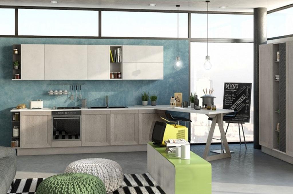 milano cucine moderne mobili sparaco