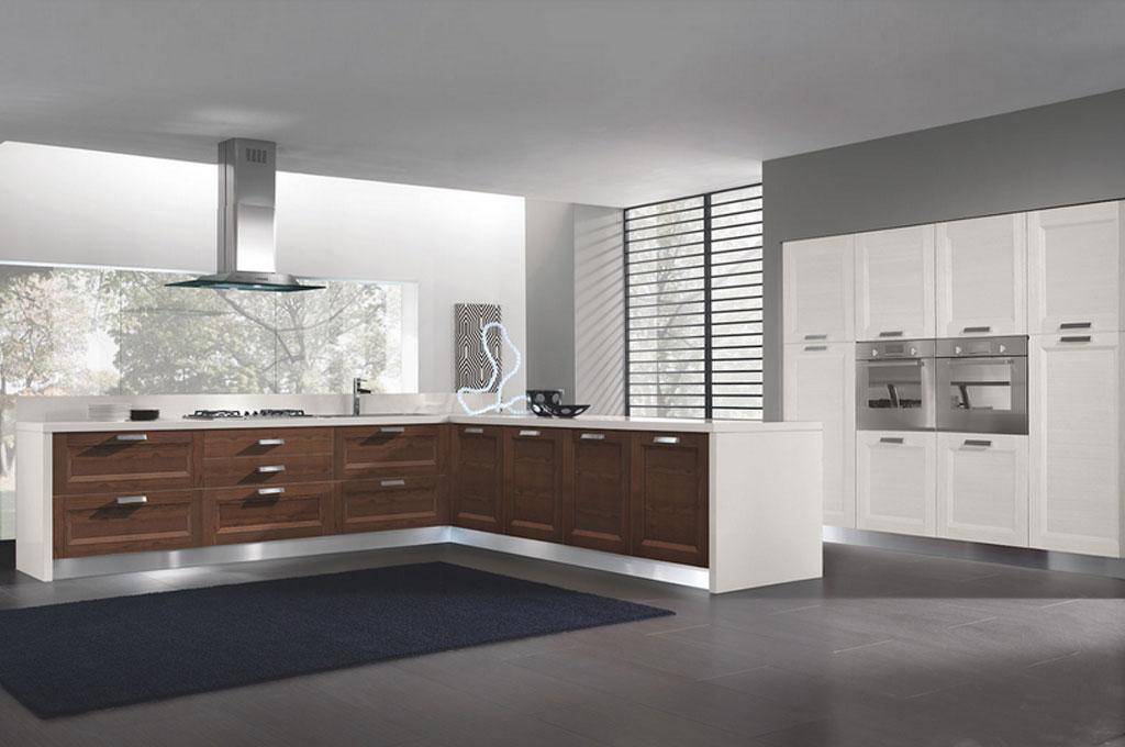 Nina cucine moderne mobili sparaco for Cucine mobili rumi