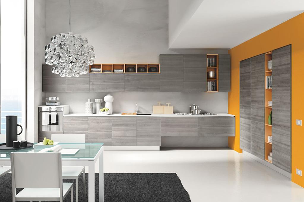 Oceano cucine moderne mobili sparaco - Mobili cucina moderna ...