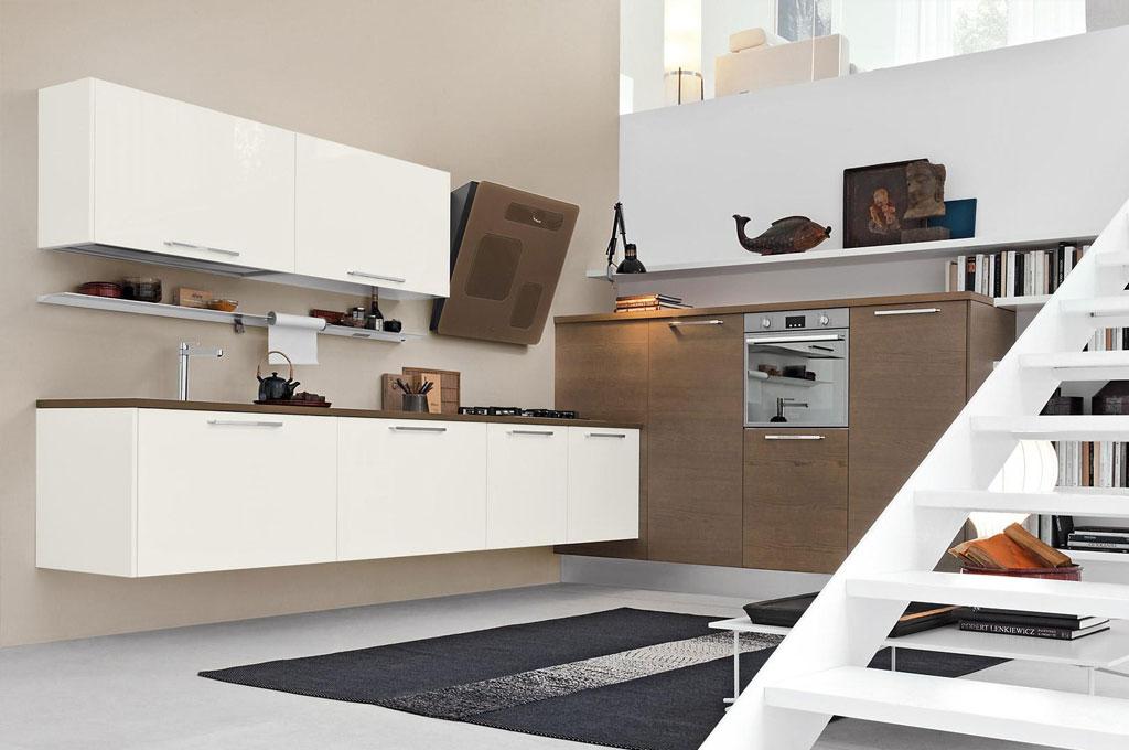 Cucine Moderne Economiche Napoli: Cucine eleganti bianche la cucina country chic english mood.