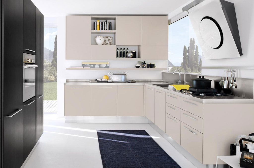 Pamela cucine moderne mobili sparaco for Cucine economiche