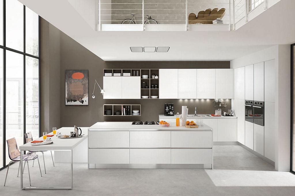 Vela cucine moderne mobili sparaco - Cucine mobilturi ...