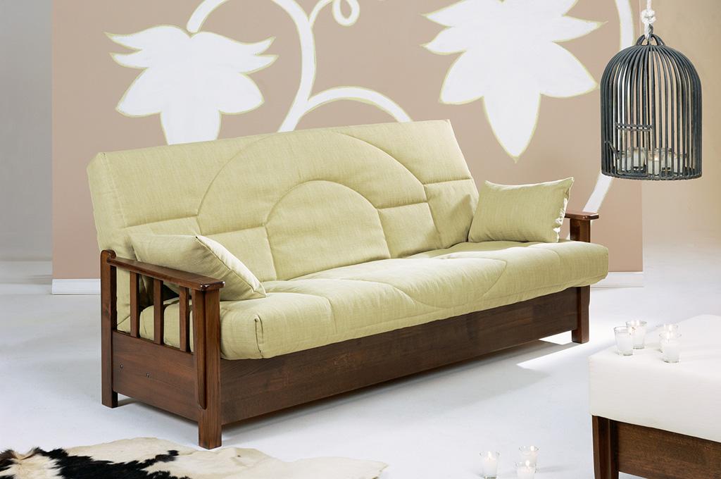 Stromboli divani classici mobili sparaco - Divano letto rustico ...