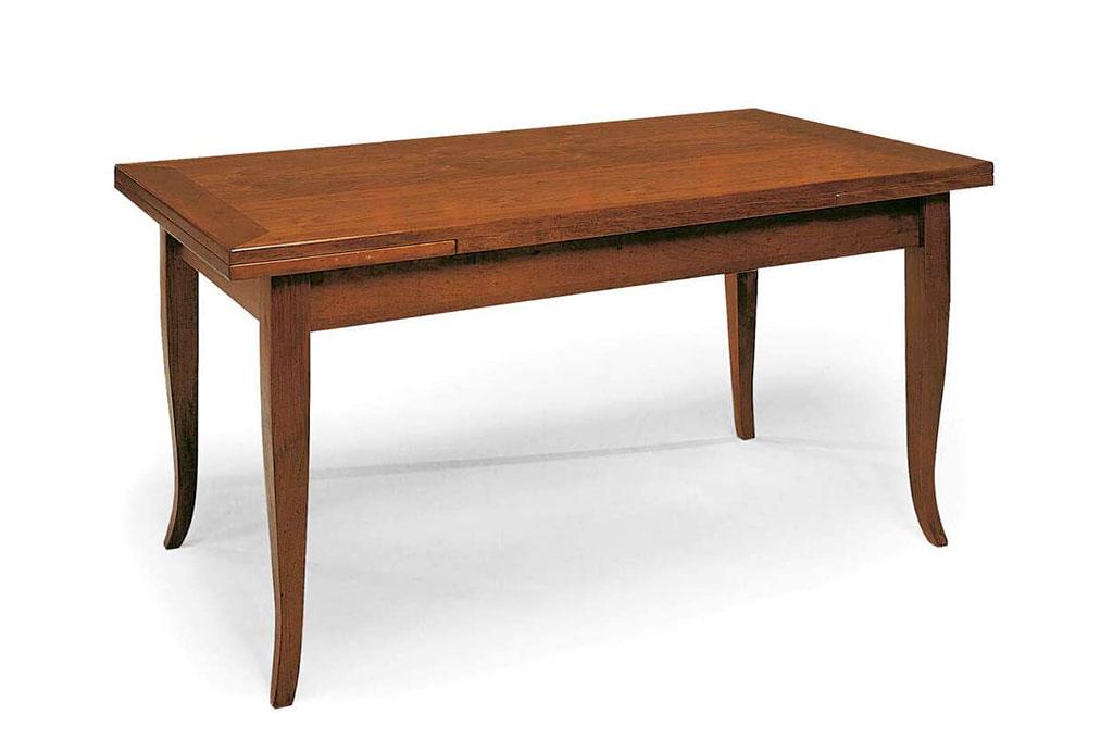 Tavoli e sedie mobili sparaco - Tavoli allungabili in legno arte povera ...