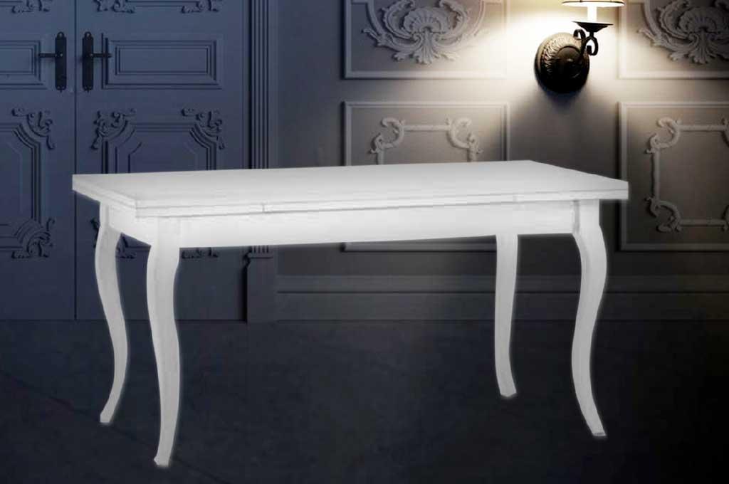 Tavoli Classici In Legno.Mille