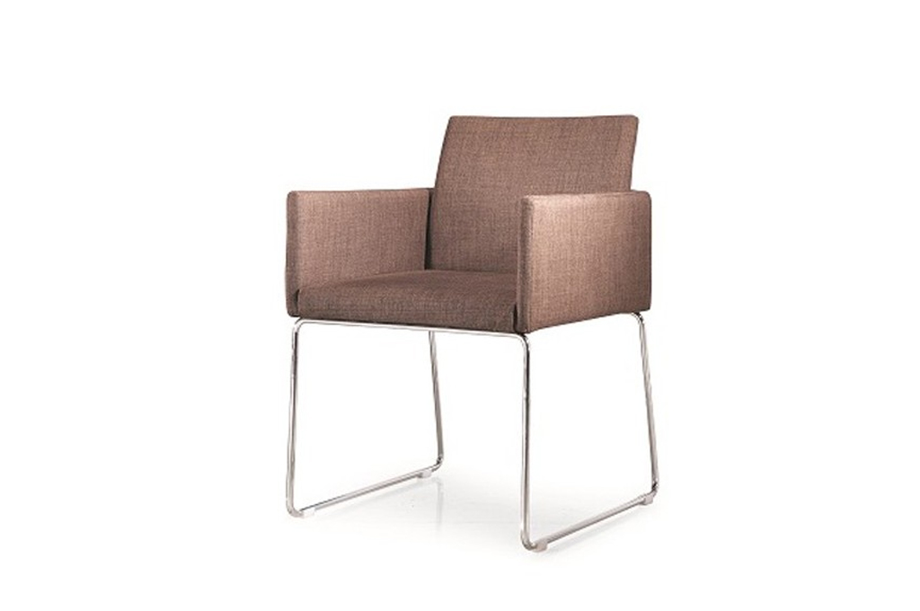 sedia classica tessuto cecilia: assuan sedia classica in legno con ... - Sedia Rivestimento Tessuto Caffe